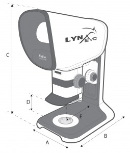 lynx_evo_ergostand_technical_drawings